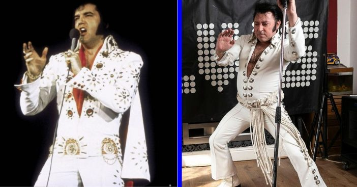 Elvis Impersonator Gets £9k Fine For Singing In Kitchen Late At Night