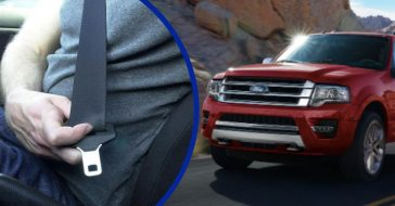 Ford Recalls 550,000 Trucks And SUVs Due To Improper Assembling Of Seat-Back Recliner