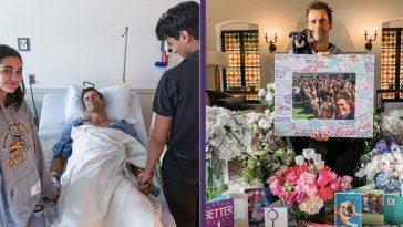 Former 'All My Children' Star Cameron Mathison Shares Positive Kidney Cancer Update