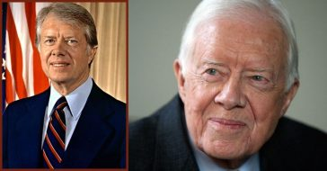 Former U.S. President Jimmy Carter Thinks There Should Be An Age Limit On Presidency