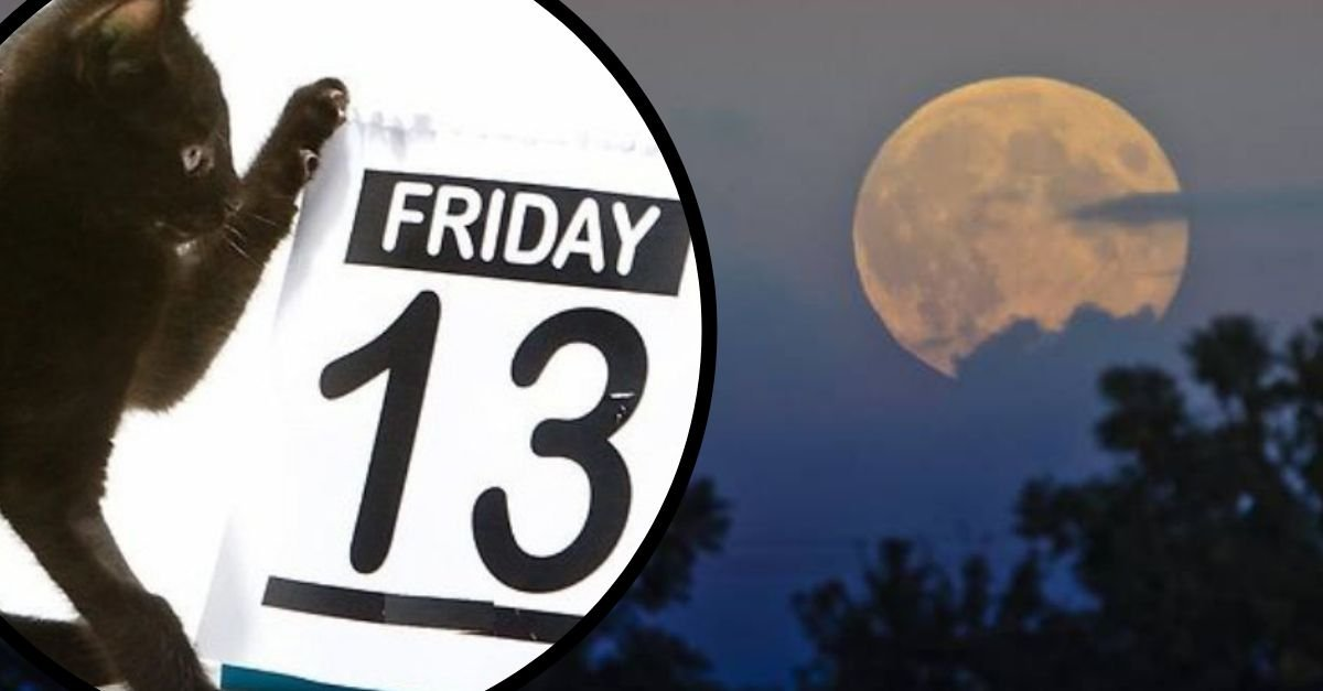 How To View The Rare Harvest Moon On Friday The 13th This ...