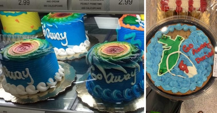Controversy Arises Over Hurricane Themed-Cakes At Publix