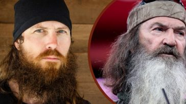 Jase Robertson Of 'Duck Dynasty' Didn't Have His First Drink Until He Was 30 Years Old