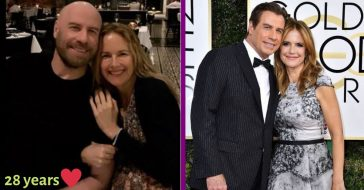 John Travolta And Kelly Preston Celebrate 28 Years Of Marriage