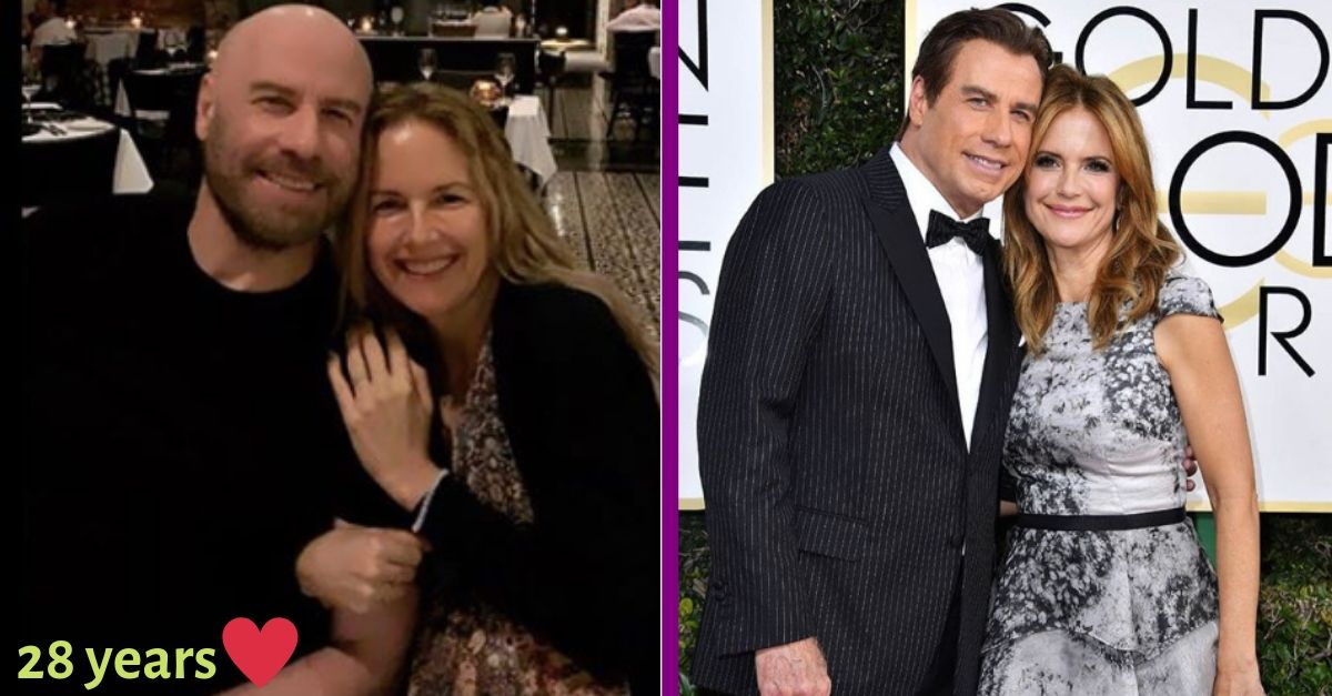 John Travolta And Kelly Preston Celebrate 28 Years Of Marriage, Facing Every Hardship Together