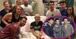 Jonas Brothers Visit Fan In Hospital Who Missed Their Concert Due To Chemotherapy