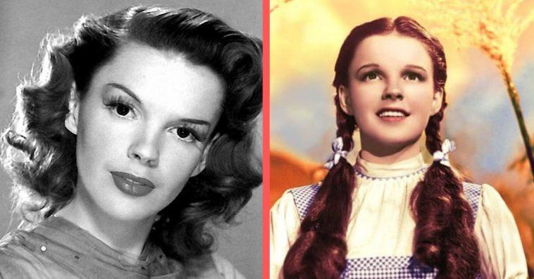 Judy Garland and Dorothy