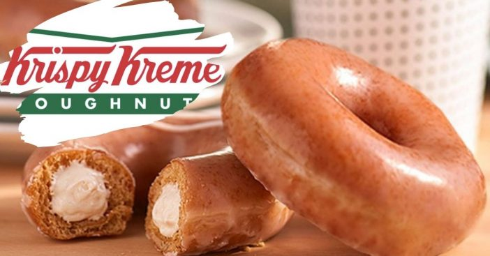 Krispy Kreme Reveals Pumpkin Spice Doughnut Filled With Cheesecake — Here's When It's Available