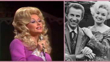 "Dolly Parton singing ""I Will Always Love You"", formerly of Porter Wagoner's TV show."