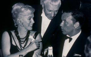 Marilyn Monroe and Frank-Sinatra