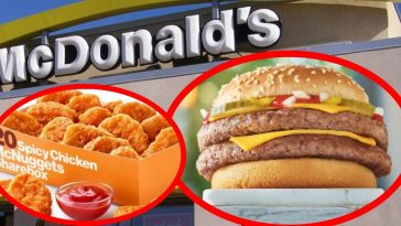 McDonald's Announces That Some Classic Items Will Leave The Menu