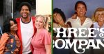 Michael Strahan, Sara Haines, And Keke Palmer Recreate 'Three's Company' In New Photos