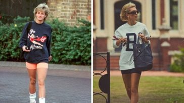 Model Hailey Bieber recreates Princess Dianas iconic looks for Vogue Paris photo shoot