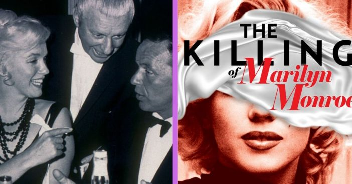The breakup between Monroe and Sinatra is explored in 'The Killing of Marilyn Monroe'