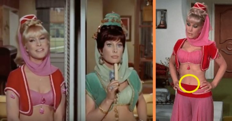 Nine Details From 'I Dream Of Jeannie' That Fans Might Have Completely Missed