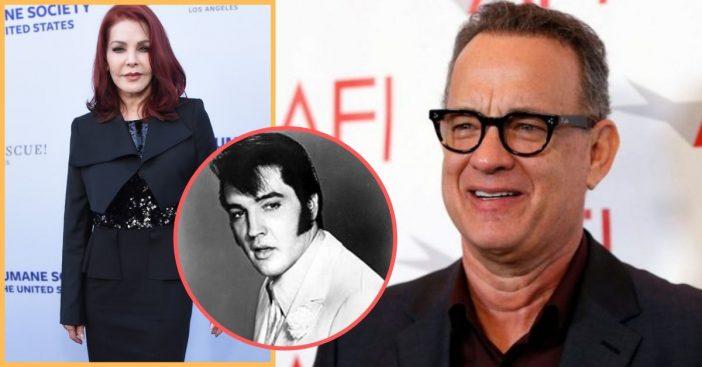 Priscilla Presley Is Involved With New Elvis Biopic, Praises Casting Of Tom Hanks