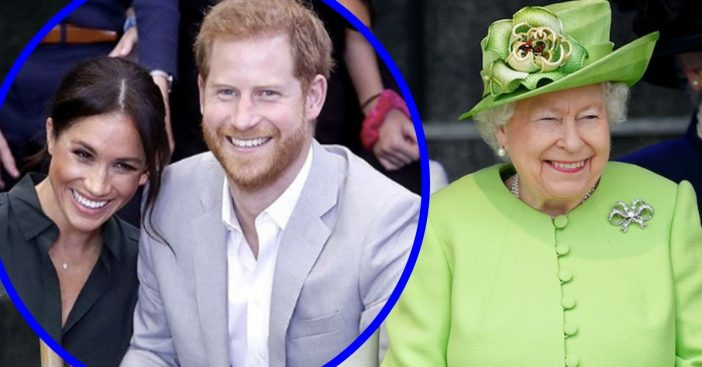 Queen Elizabeth II Tells Guests Not To Talk About Meghan Markle And Price Harry