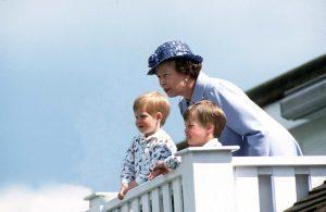 Queen Elizabeth has an extensive family tree