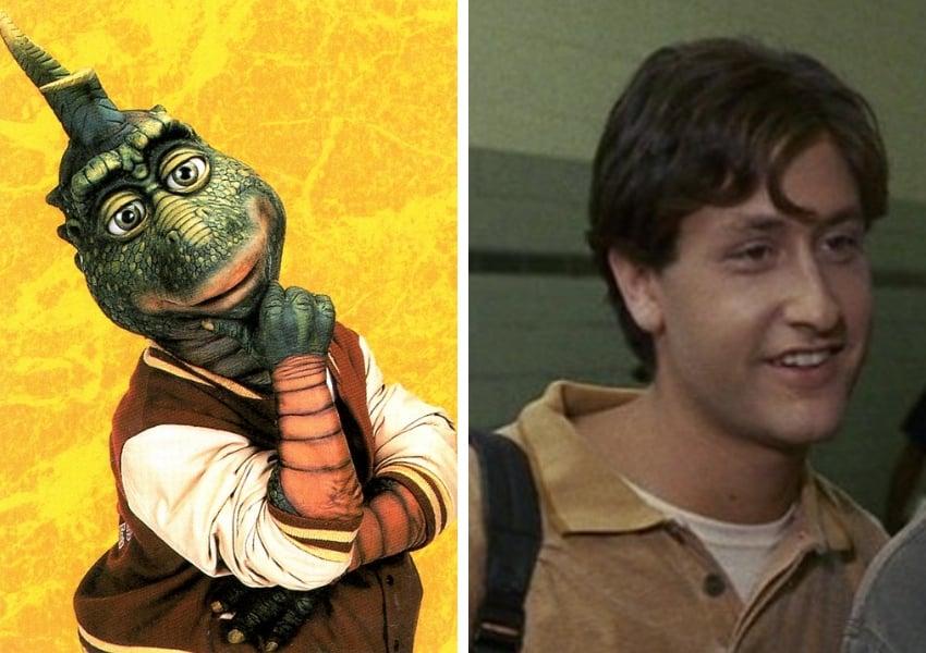 robbie sinclair Jason Willinger dinosaurs