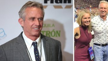 Robert F Kennedy Jr delivers touching eulogy for niece Saoirse Kennedy Hill