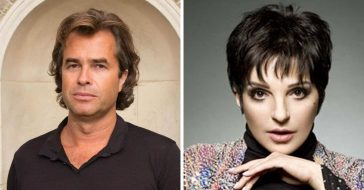 Rupert Goold and Liza Minnelli