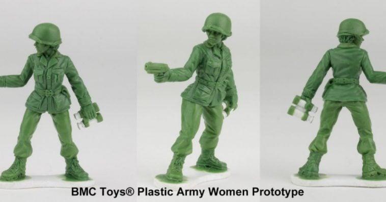 Scranton, PA Toy Company Now Creating Green Army Women