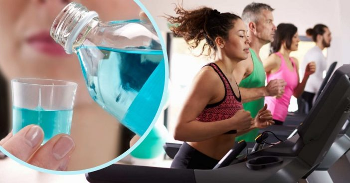Studies Show That Mouthwash Cancels Out Key Benefits Of Exercise