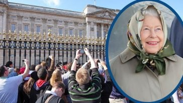 The Time Queen Elizabeth II Hilariously Pranked American Tourists