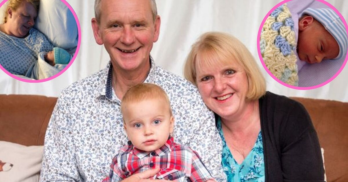 After Trying To Have A Baby For 16 Years, Woman Has Prayers Answered At 50 Years Old