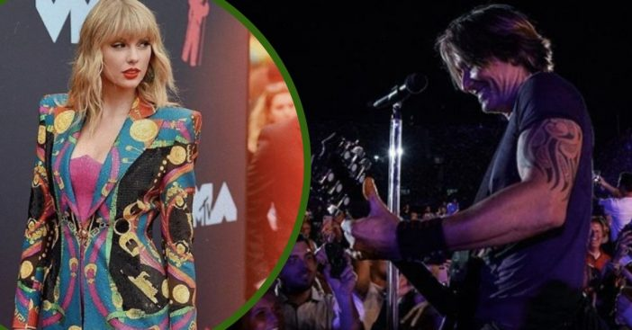 Watch Keith Urban 'Fully Winging' A Cover Of Taylor Swift's New Song _Lover_