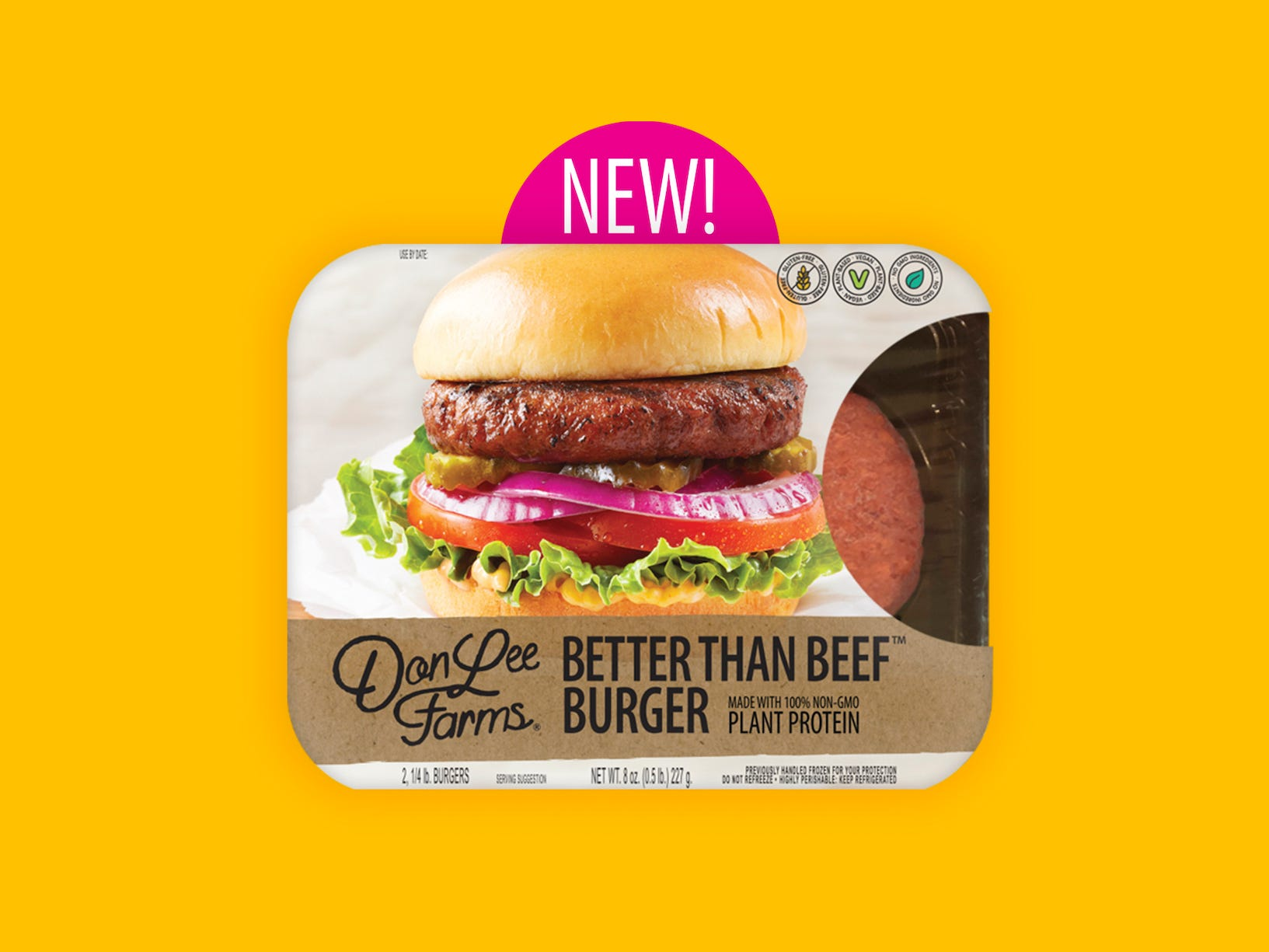 costco selling plant-based burger