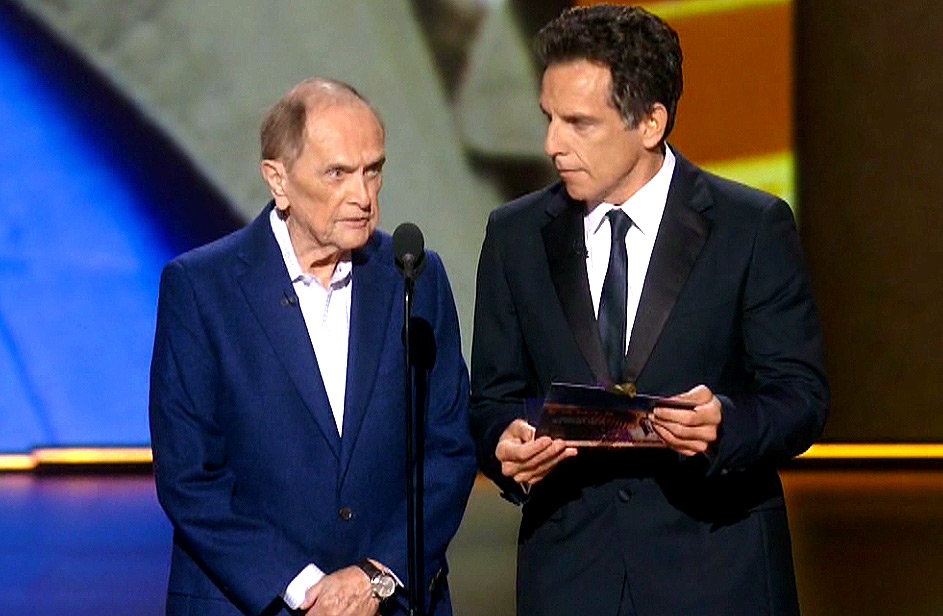 bob newhart makes appearance at 2019 emmys