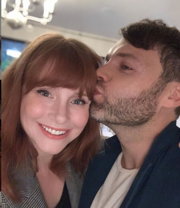 bryce dallas howard and husband