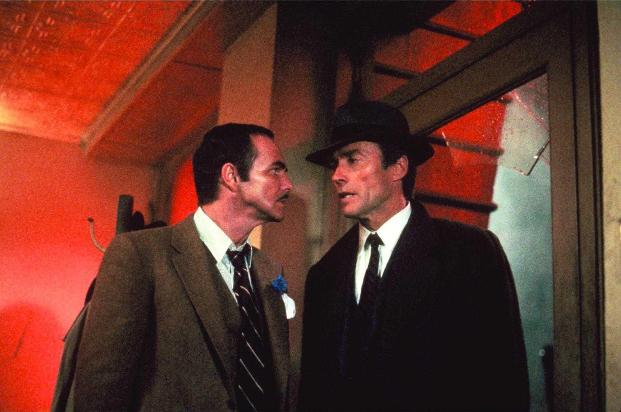 Burt Reynolds, Clint Eastwood City Heat
