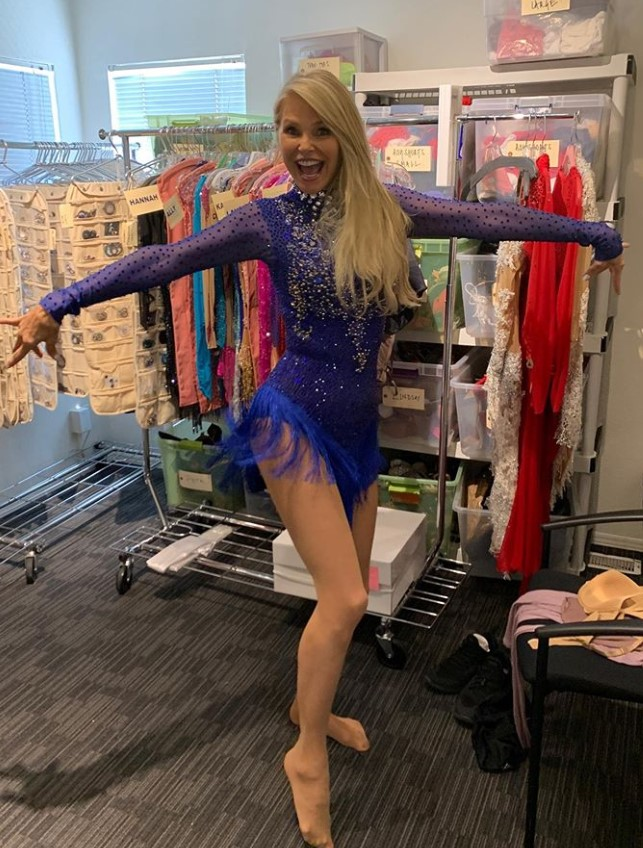 christie brinkley dancing with the stars