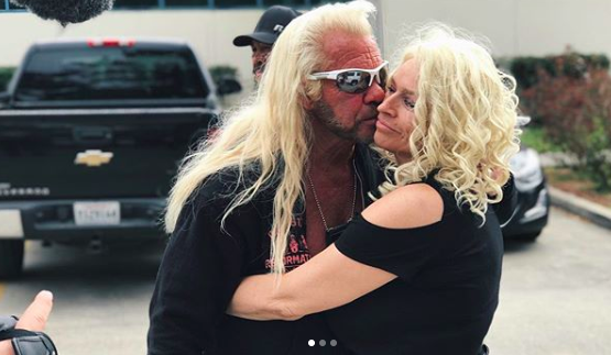 dog the bounty hunter hospitalized due to broken heart