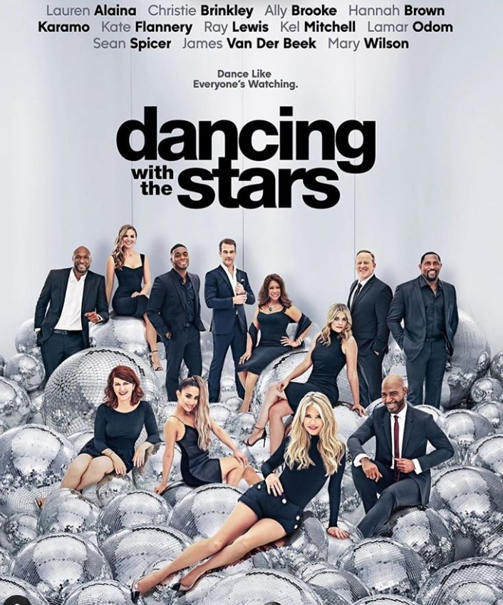 dancing with the stars promo
