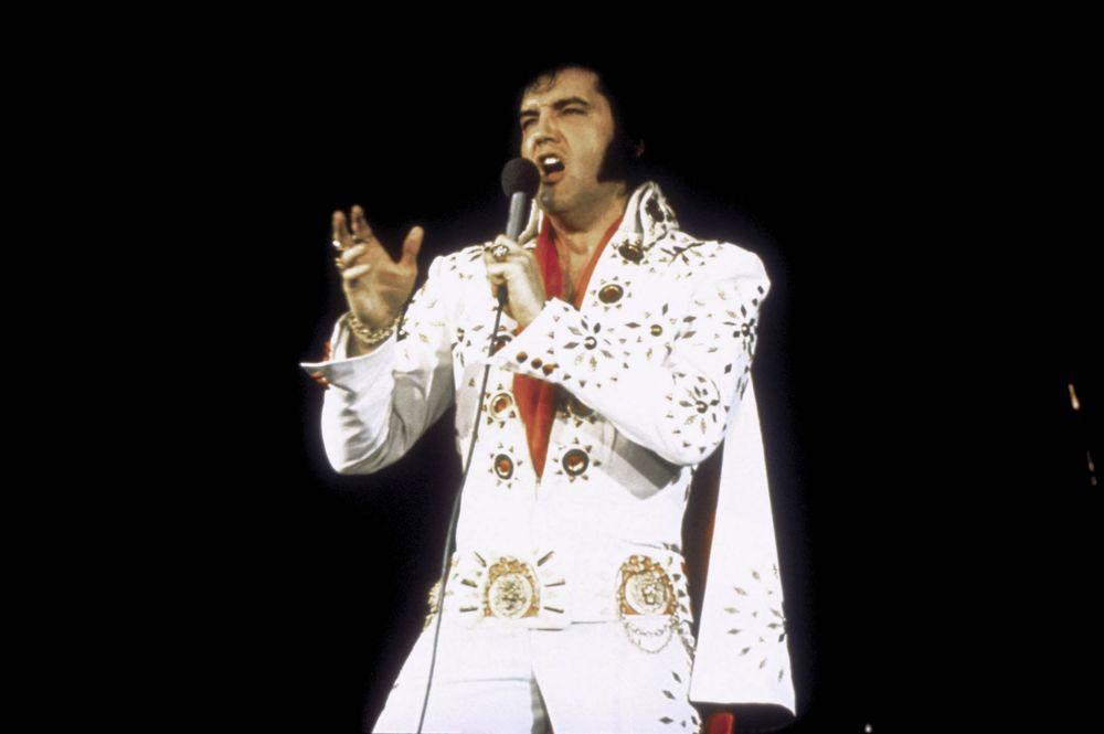The real Elvis Presley