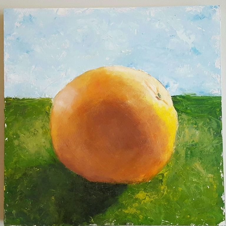 eve plumb is a very talented painter