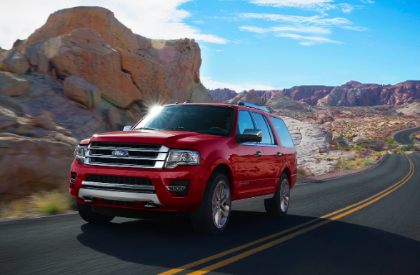 ford expedition recall