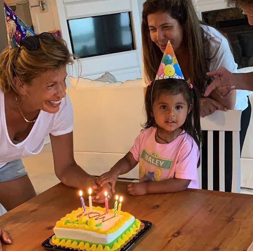 hoda kotb haley joy happy birthday