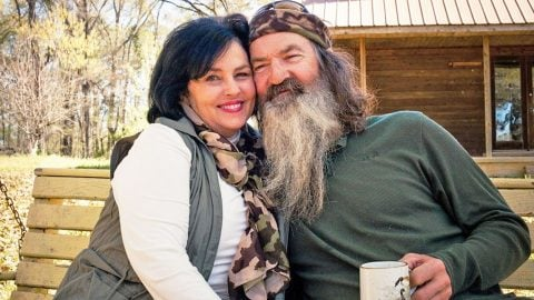 Kay and Phil Robertson