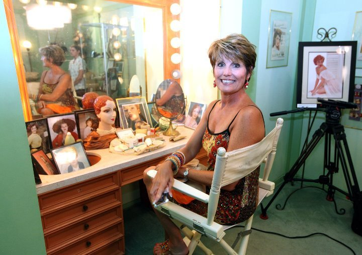 lucie arnaz i love lucy exhibit hollywood museum
