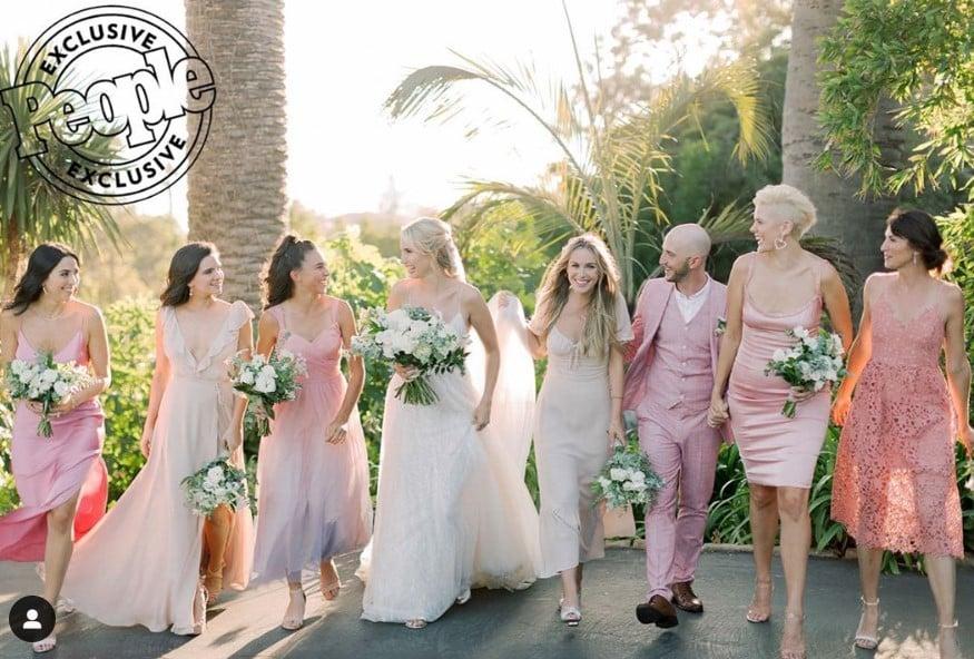 molly mccook bridal party