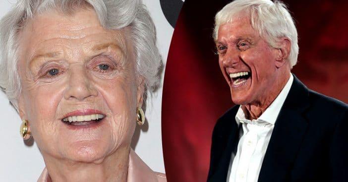 celebrities over 90