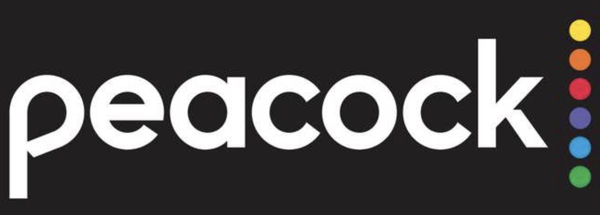 nbc peacock logo streaming service