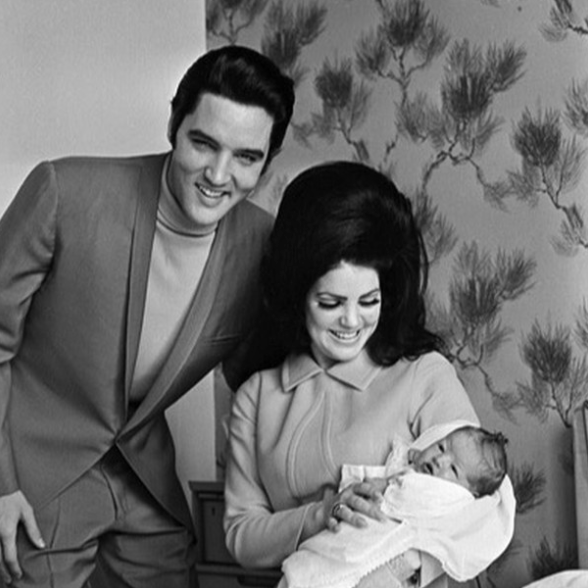 Priscilla Presley Gives Update on Lisa Marie's Twin Daughters