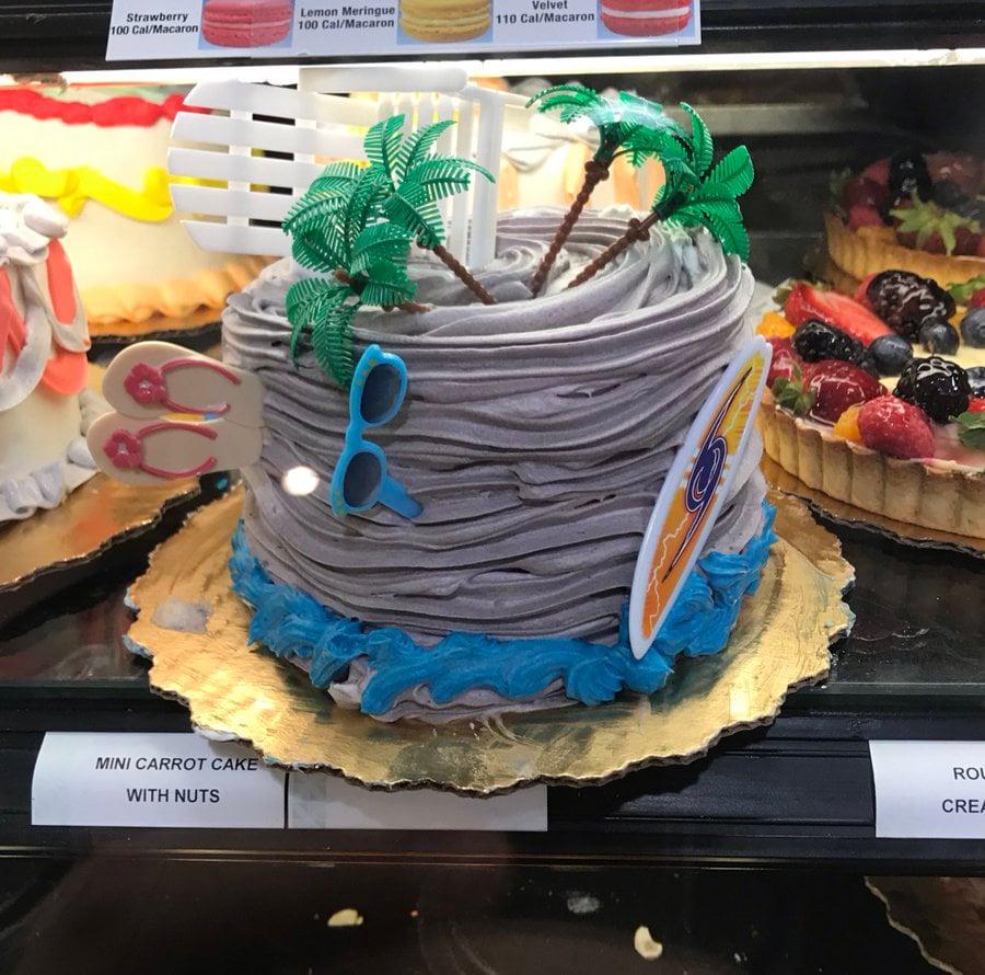 hurricane cake publix