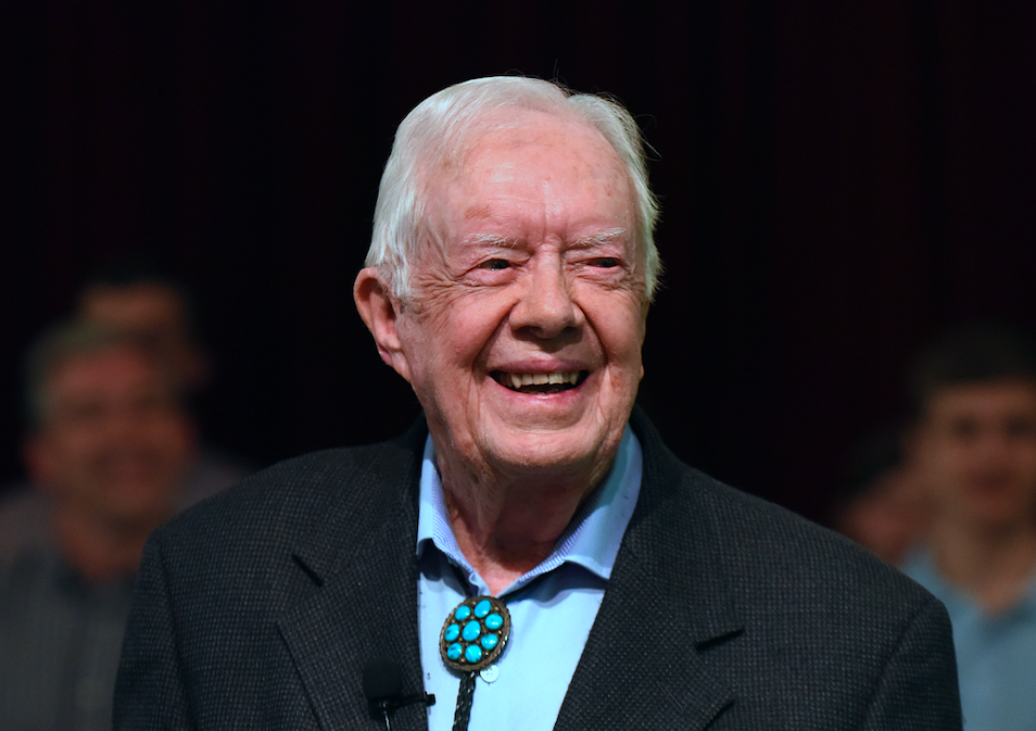 send jimmy carter a birthday message for his 95th birthday