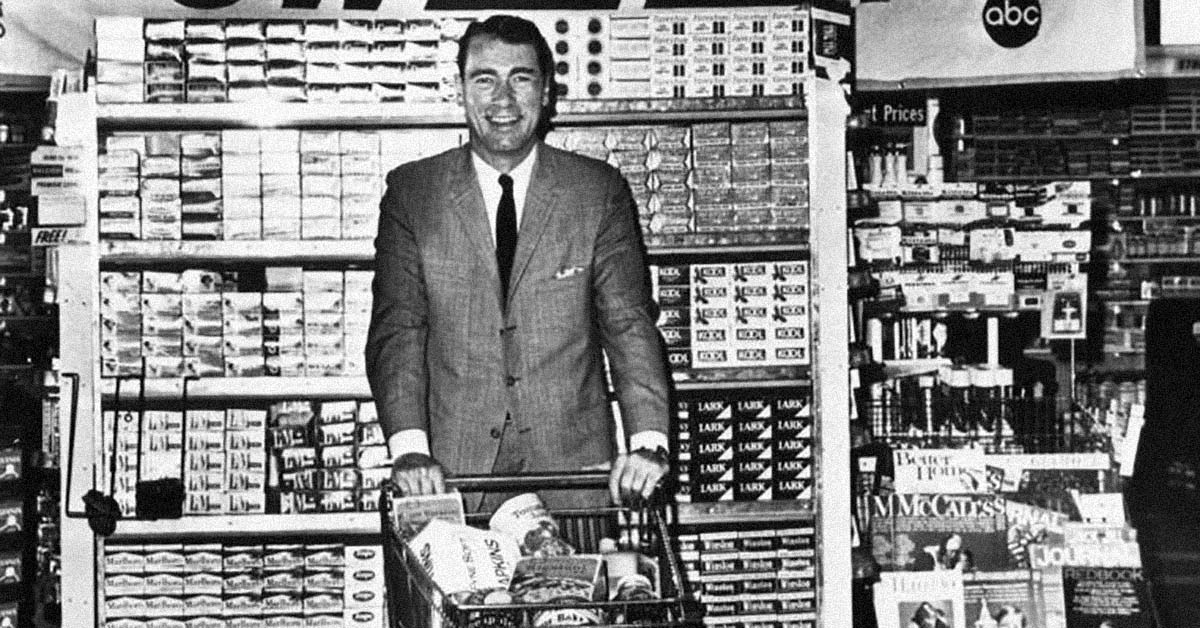 Supermarket Sweep in the 1960s